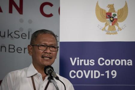 1,8 Juta APD Telah Disebar ke Seluruh Indonesia