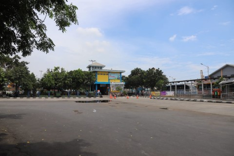 Penumpang Terminal Tanjung Priok Dialihkan ke Pulo Gebang