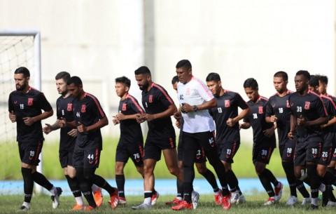 Borneo FC Bertahan Tanpa Pemasukan Saat Pandemi Covid-19