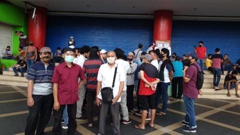 Pedagang Protes Harus Bayar Sewa Saat PGC Tutup