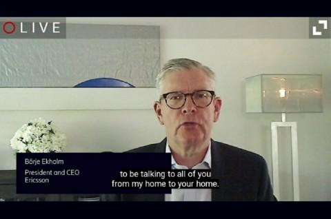 Ericsson: Jaringan Komunikasi Menjadi Hal Penting di Periode Pandemi