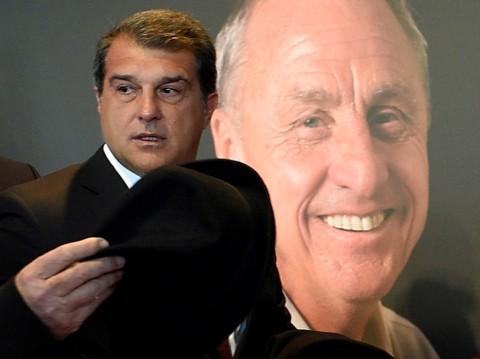 Calonkan Diri Jadi Presiden Barcelona, Laporta Janji Pulangkan Guardiola