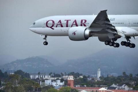 Qatar Airways Beri Tiket Gratis ke Pekerja Kesehatan Dunia