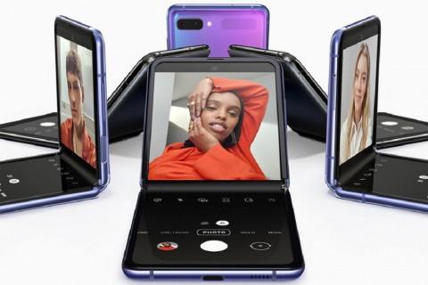 Samsung Kembangkan Galaxy Fold dan Dua Ponsel Lipat Terjangkau?