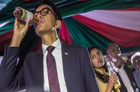 Madagaskar Klaim Obat Tradisional Efektif Atasi Covid-19