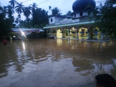 2 Kecamatan di Aceh Utara Terendam Banjir
