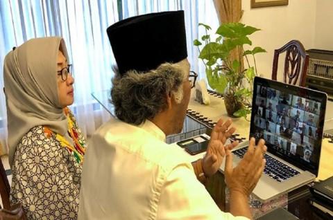 KBRI Islamabad Bersama PPMI Pakistan Gelar Bukber Daring