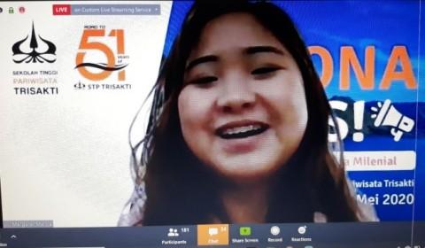 Alumni STP Trisakti Berbagi Cerita Agar Tak 'Salah Jurusan'