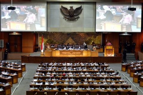 DPR Sahkan Perppu 1/2020 Jadi Undang-Undang