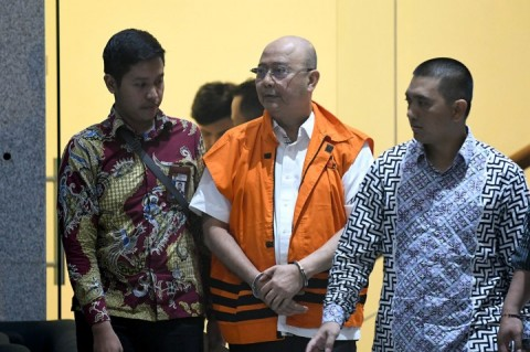 Rompi Oranye Mirip Tahanan KPK untuk Pelanggar PSBB