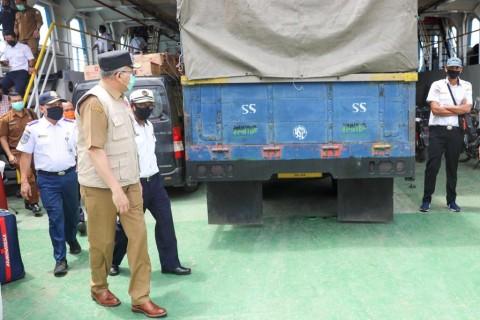 Pengiriman Logistik ke Sabang Dipastikan Lancar