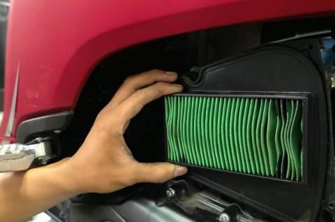 Mengenal Fungsi dan Kinerja Filter Udara di Motor