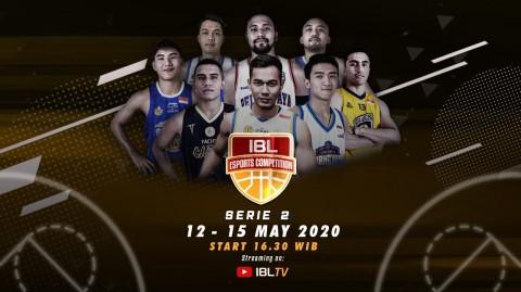 FIBA Siarkan IBL Esports Competition Seri Kedua