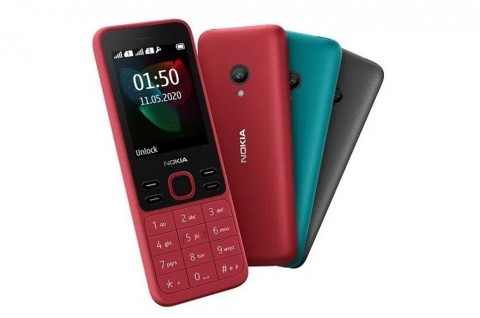 Dua Ponsel Anyar Nokia 125 dan Nokia 150