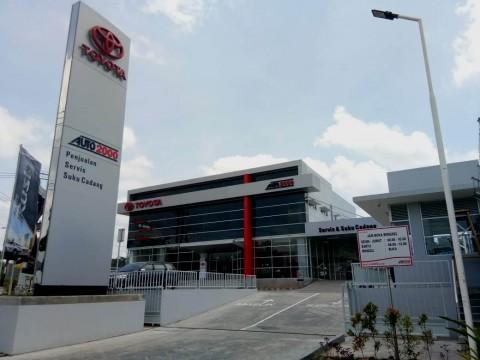 April Suram Toyota Indonesia