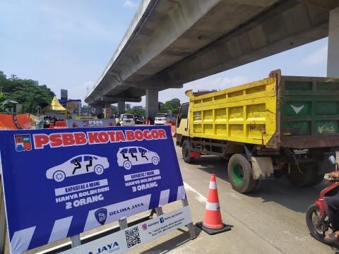 PSBB Bogor Berlakukan Denda hingga Rp10 Juta