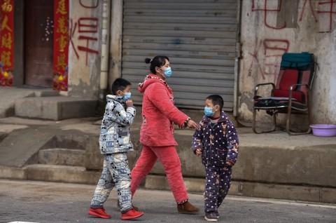 Klaster Covid-19 Muncul, Kota di Tiongkok Terapkan Lockdown