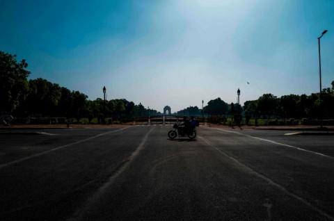 Pertama dalam 4 Dekade, Emisi Karbon India Turun
