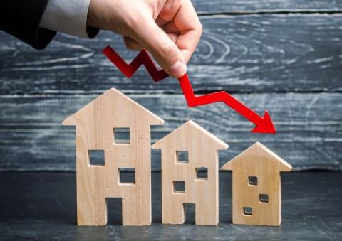 Penjualan Properti Residensial Anjlok 43,19%