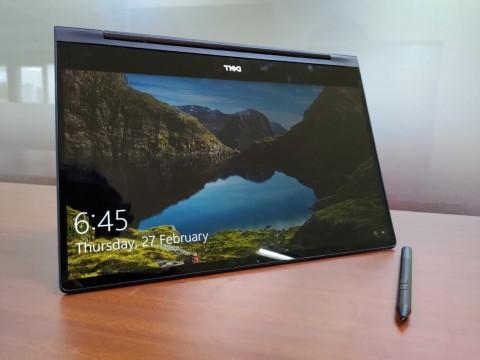 Dell Inspiron 13 7000, Laptop 2-in-1 Menarik Dilengkapi Stylus
