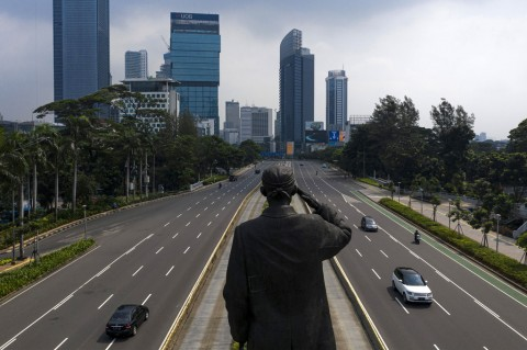 1.145 Perusahaan di Jakarta Langgar PSBB