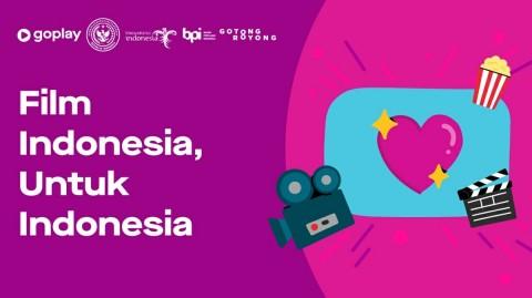 Jadwal Lengkap Festival Film dan Serial Online di GoPlay