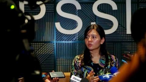 Ratu Tisha Gabung Klub Liga 2 Perserang Serang