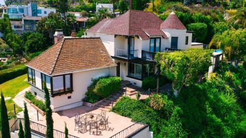 Rumah Bekas Aktor Legendaris Hollywood Dijual