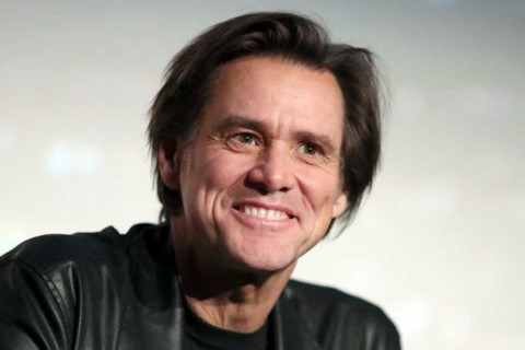 Jim Carrey Sindir Donald Trump