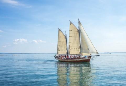 2 Kapal Pengangkut 500 Pengungsi Rohingya Terpantau di Perairan Andaman