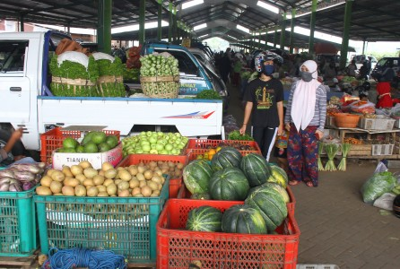 Satgas Pangan Pantau Ketat Distributor Sembako Jelang Lebaran