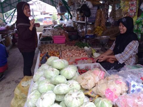 Kemendag Dorong Protokol Covid-19 di Pasar Tradisional