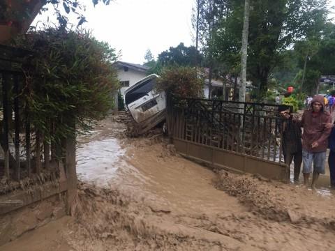 Banjir Bandang di Aceh Tengah Rusak 57 Rumah
