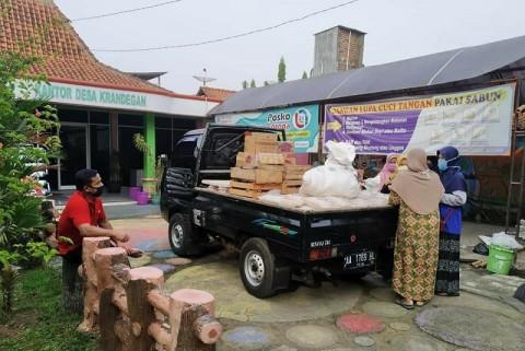 Desa di Purworejo Salurkan Bantuan Cair Langsung