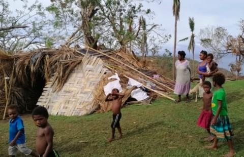 Vanuatu Sulit Pulih dari Badai Akibat Wabah Korona