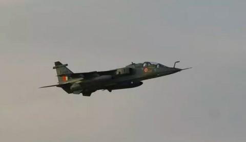 Perbatasan Dilanggar Tiongkok, India Kerahkan Jet Tempur