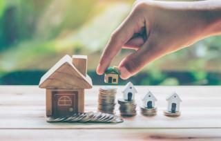 Penjualan Turun, Kenaikan Harga Rumah Tertahan