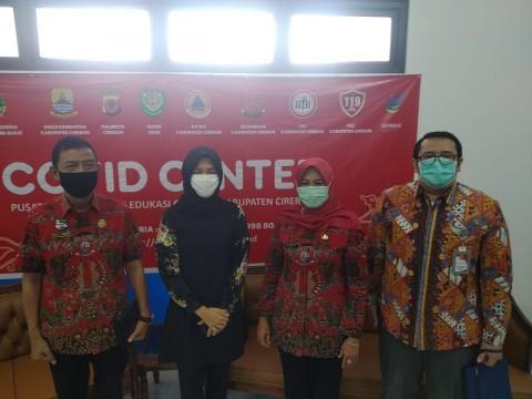 Pasien Covid-19 di Cirebon Tersisa Satu Orang