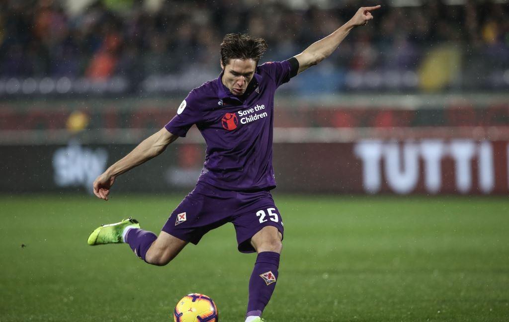 Chiesa Disarankan Bertahan di Fiorentina