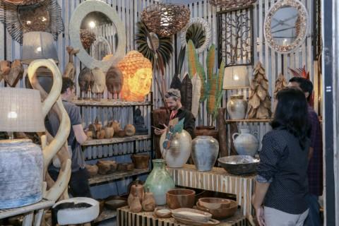 Imbas Korona, Pameran Furnitur Digelar Secara Digital