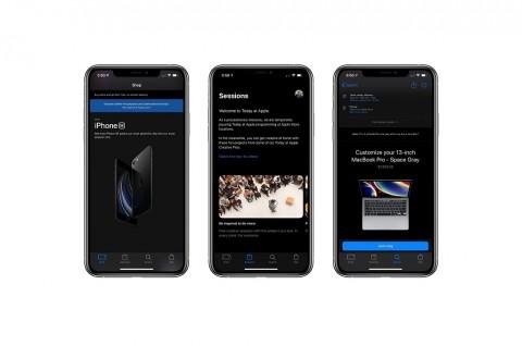 Apple Tambahkan Dukungan Mode Gelap di Aplikasi Lain