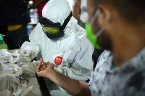 96.748 <i>Rapid Test</i> Dilakukan di Jakarta