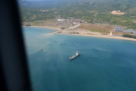 Polda Aceh Patroli Udara Antisipasi Masuknya Pengungsi Rohingya