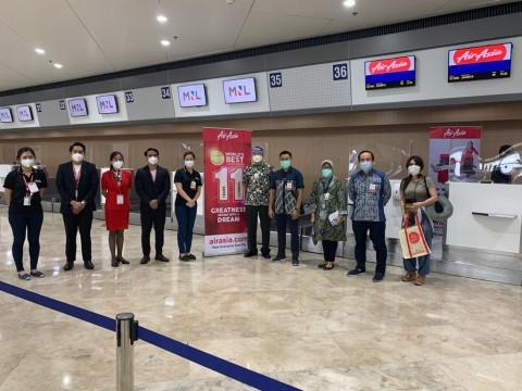 95 WNI dari Filipina Kembali ke Indonesia