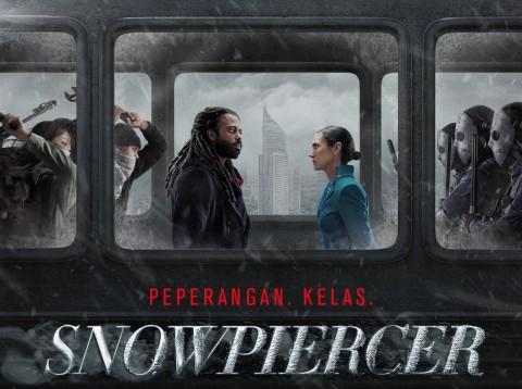 Snowpiercer Karya Bong Joon Ho Diadaptasi ke Serial