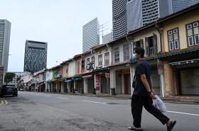 KBRI Minta WNI di Singapura Tetap di Rumah