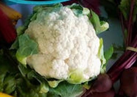 Resep Masakan Kembang Kol Panggang dengan Yoghurt Delima