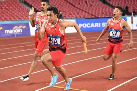 PASI Pulangkan Atlet Pelatnas Olimpiade dan PON