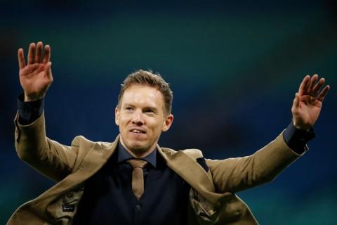 Pelatih RB Leipzig Pikirkan Selebrasi Gol yang Ramah <i>Social Distancing</i>