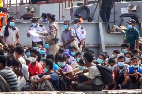 Virus Korona Ditemukan di Kamp Pengungsi Rohingya di Bangladesh